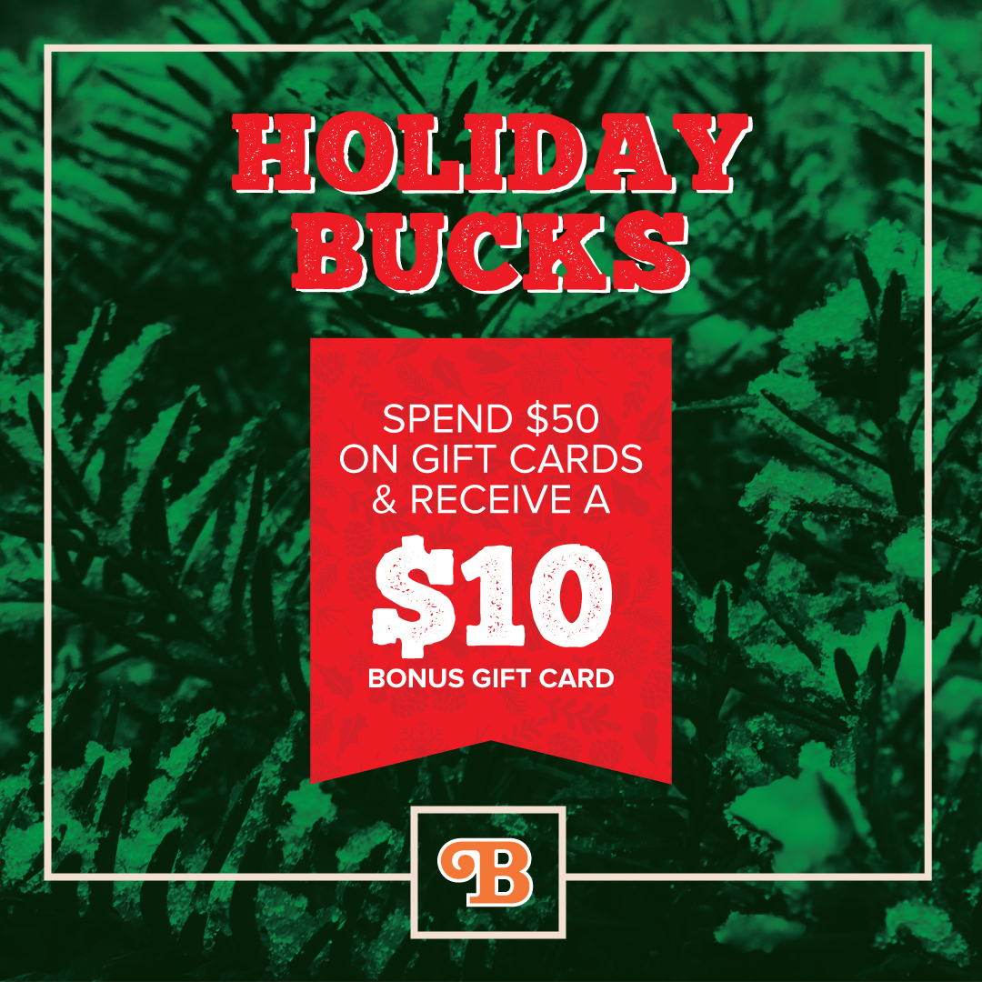 Holiday Bucks