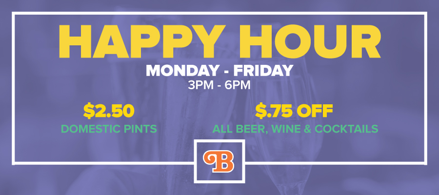 Barleycorn's Happy Hour